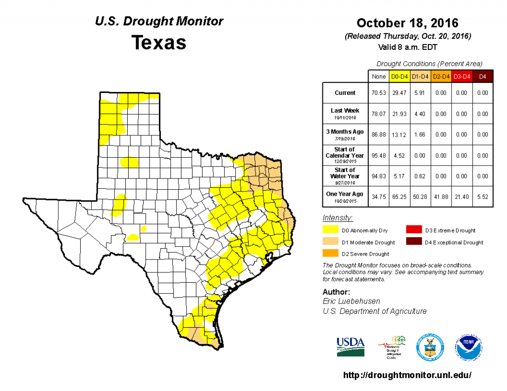 (US Drought Monitor)
