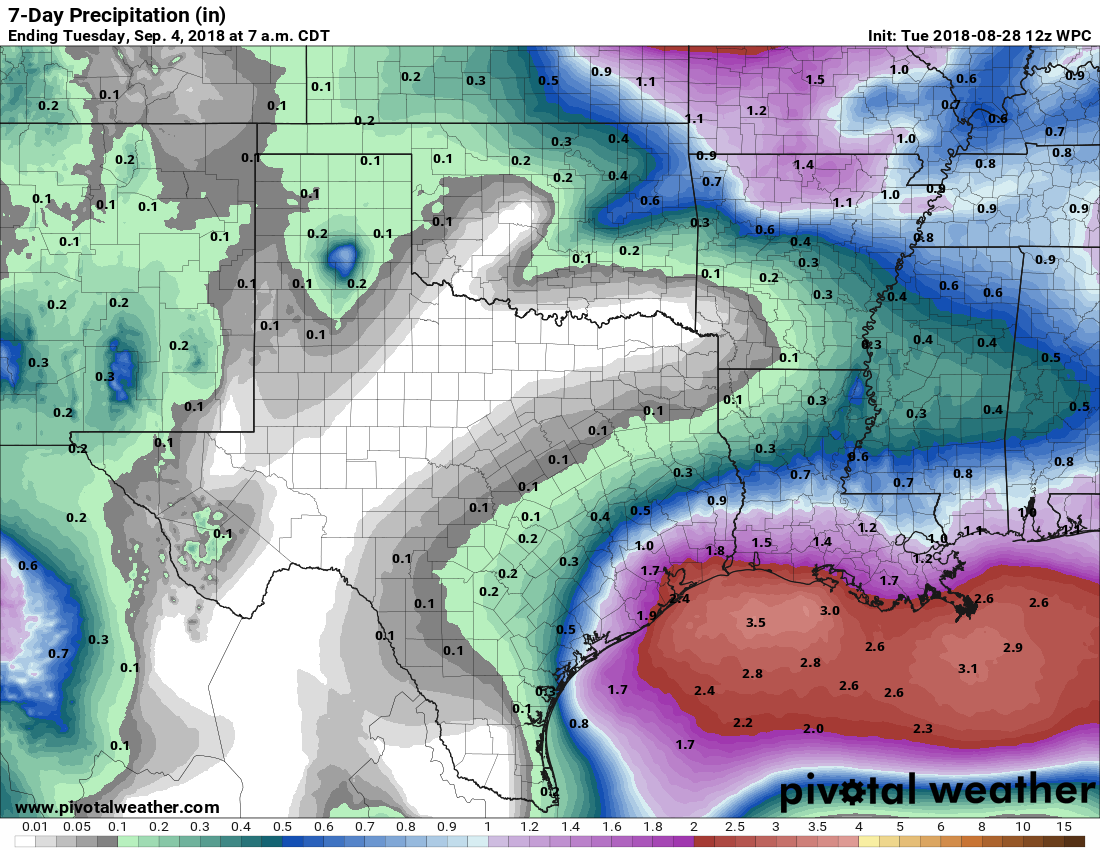 Houston Wetter